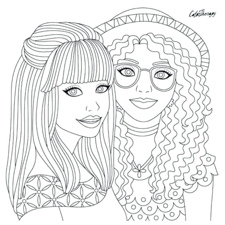 739x739 Coloring Pages App Hair Coloring Page App Coloring Pages Apple Pie
