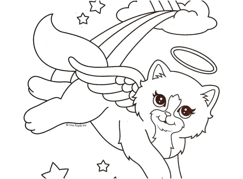 827x609 Frank Coloring Page Coloring Pages Of Coloring Pages Lisa Frank