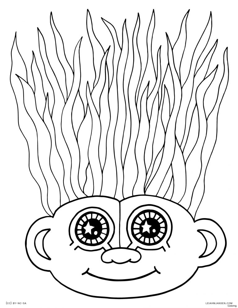 Hair salon coloring pages - Hellokids.com | 994x768