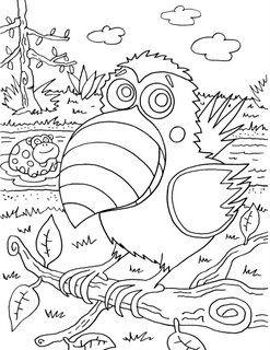 247x320 Dotty's Topsy Tale Dibujos Para Pintar Bird Calls