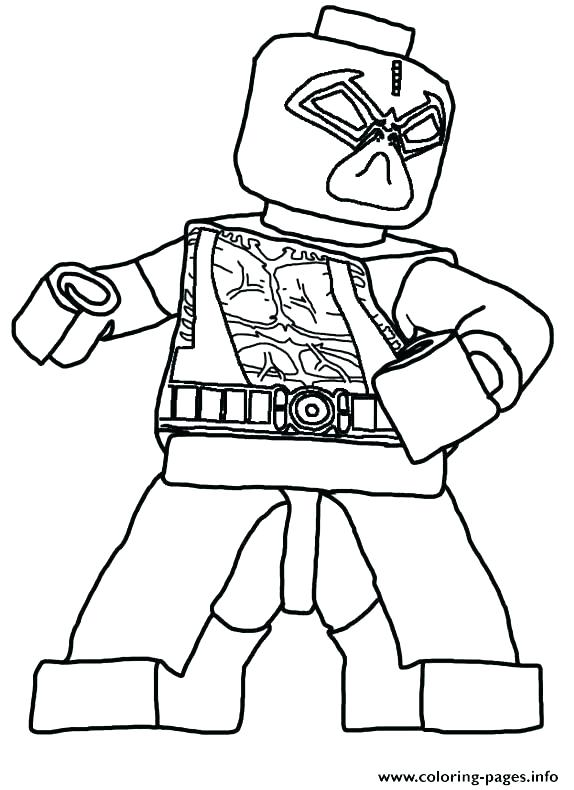 574x790 Free Printable Coloring Pages Color Colouring Lego Pages To Color