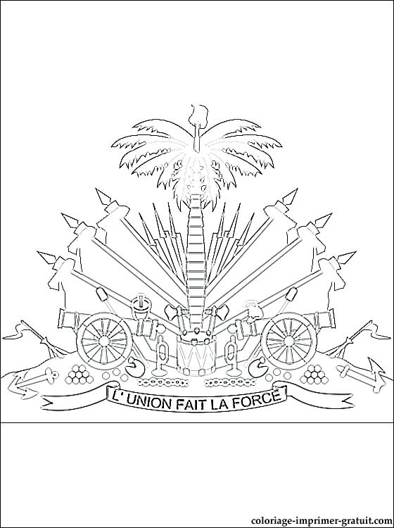560x750 Haiti Flag Coloring Page Flag Coloring Page Core C Window