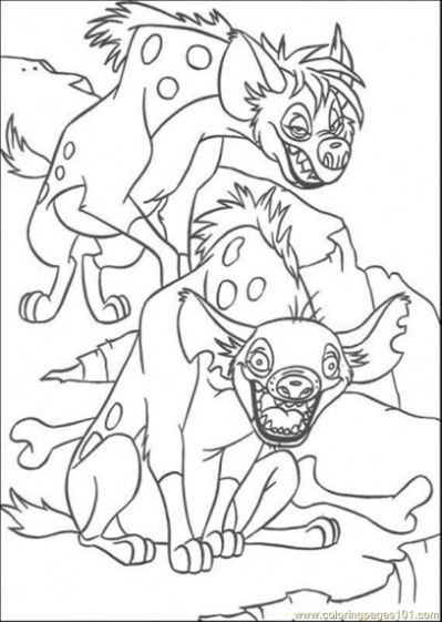 399x561 The Lion Guard Coloring Pages