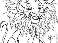 200x150 Lion King Youtube Hakuna Matata Coloring Pages