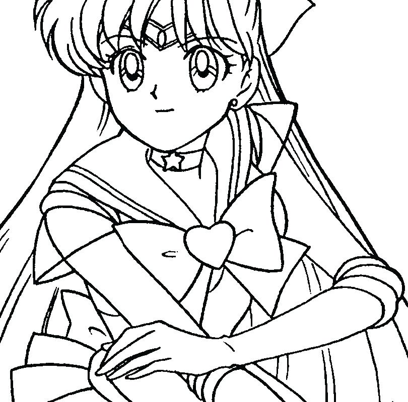 810x800 Moon Coloring Pages Sailor Moon Coloring Pages The Doll Palace