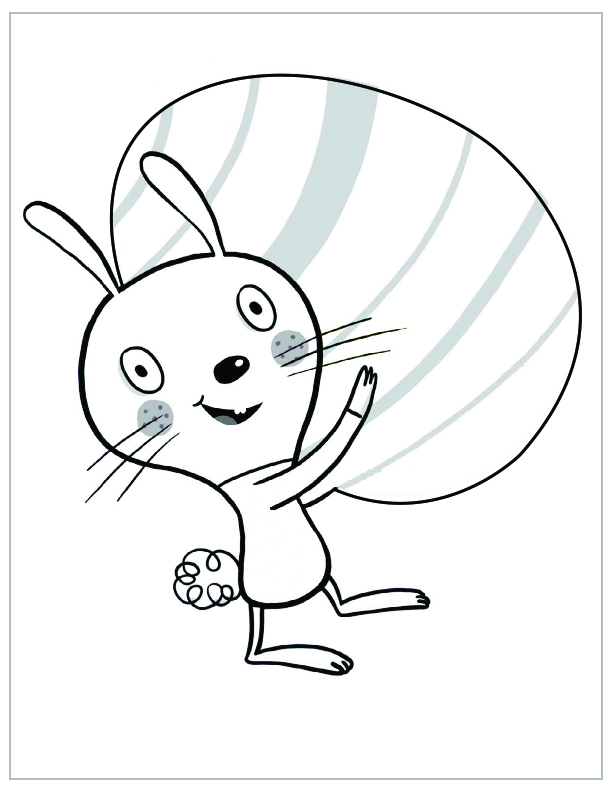 612x792 Easter Coloring Pages Hallmark Ideas Inspiration