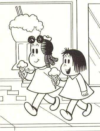 338x443 My Melody Coloring Pages Explore My Melody Coloring Pages And More