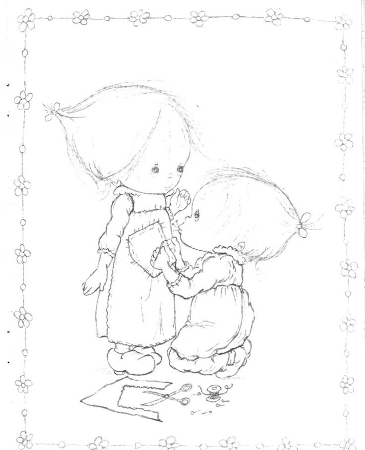 736x908 Betsey Clark Coloring Pages Betsy Clark Coloring Book Hallmark
