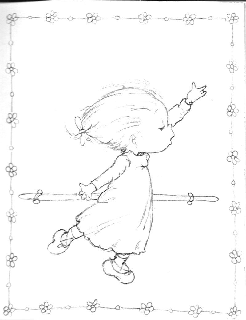 800x1041 Betsy Clark Coloring Book Hallmark Coloring Books Vintage
