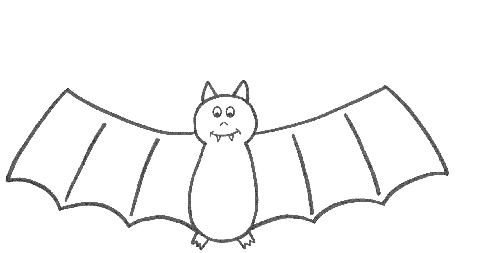 1679x873 Delivered Pictures Of Bats To Color Bat Coloring Pages Free