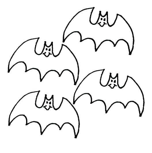 Halloween Bat Coloring Pages at GetDrawings.com | Free for ...