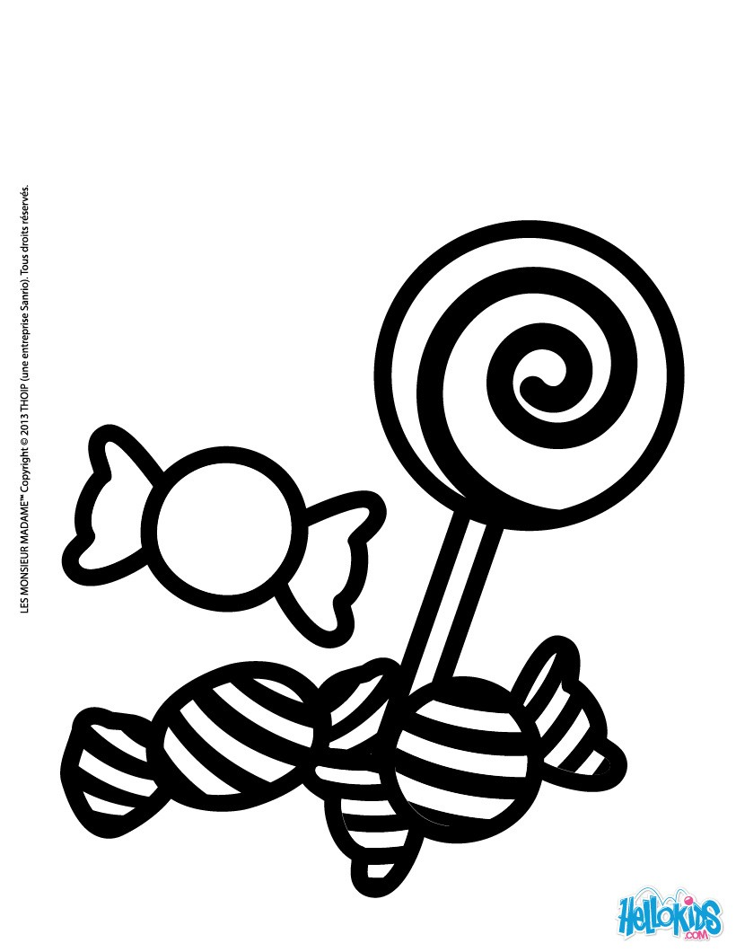 820x1060 Source Candy Coloring Pages