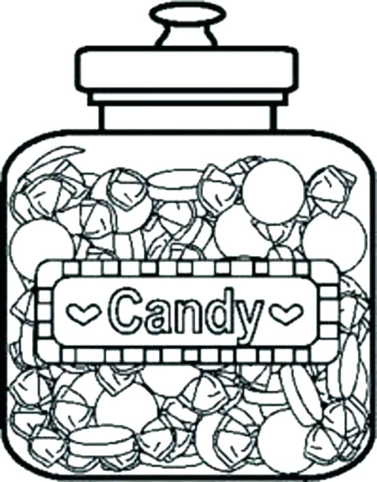 550x702 Candy Coloring Pages Candy Cane Coloring Pages For Free Candy