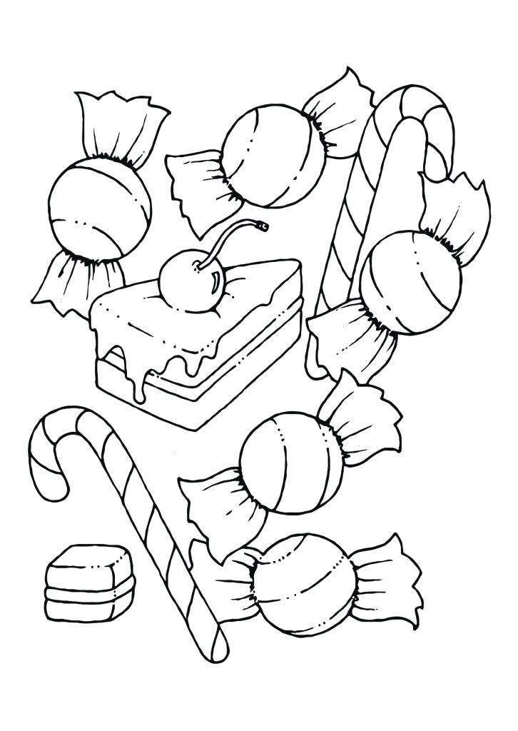 726x1024 Candy Coloring Pages Free Candy Coloring Pages Free Free Printable