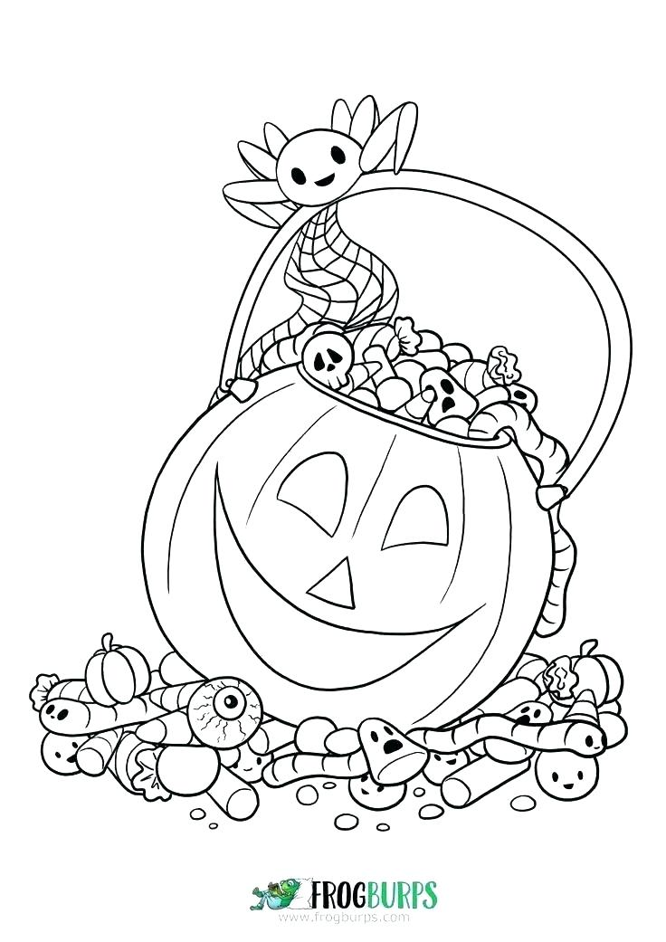736x1041 Free Coloring Pages Halloween Candy Coloring Pages Candy Coloring