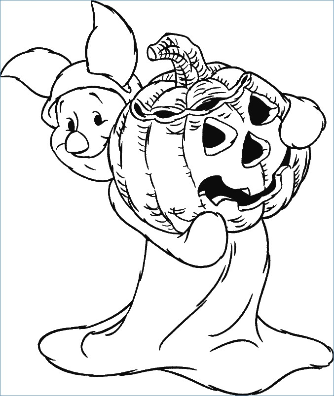 677x804 Halloween Coloring Pages For Kids Hello Kitty
