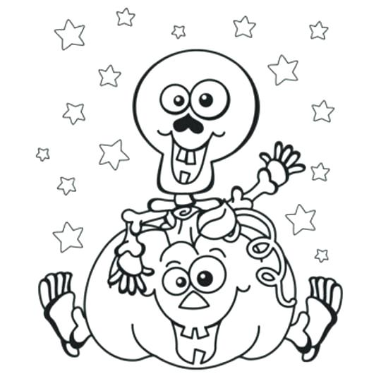 540x540 Halloween Coloring Pages For Toddlers Coloring Pages Toddlers