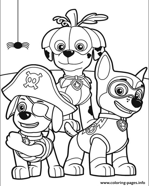 Halloween Coloring Pages For Kids at GetDrawings.com | Free ...