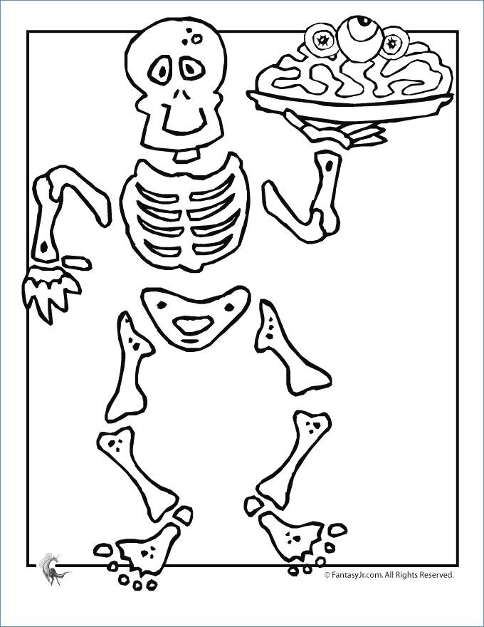680x880 Halloween Coloring Pages Kindergarten