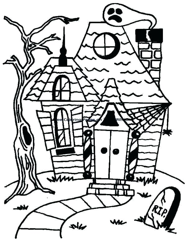 595x770 Halloween Coloring Pages Toddlers Coloring Pages