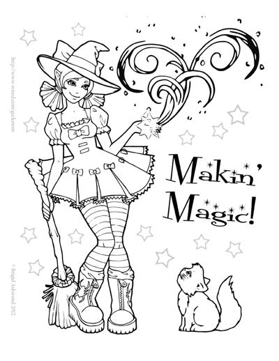 400x518 Best Printable Halloween Coloring Pages To Print Halloween