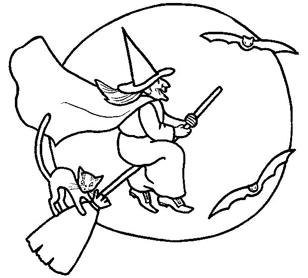 Halloween Coloring Pages Online