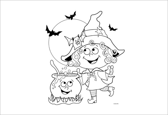 Ideas For Drawing Halloween Pictures At Getdrawings Com Free For
