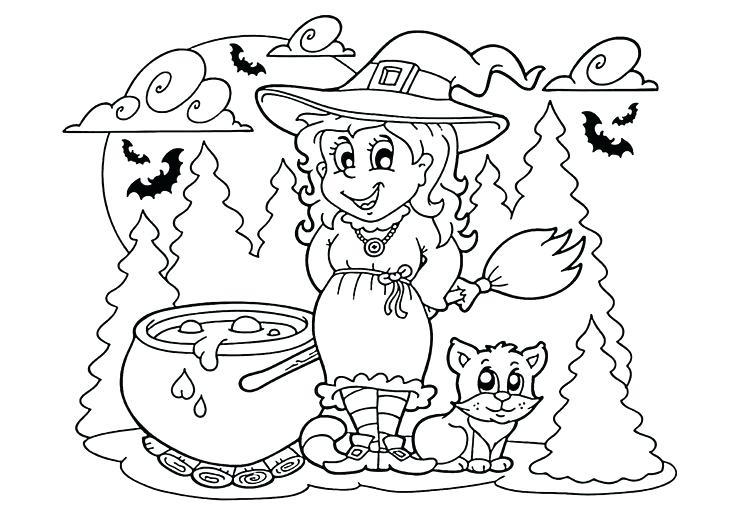 736x525 Halloween Coloring Activity Sheets Code Breaker Brain Teaser