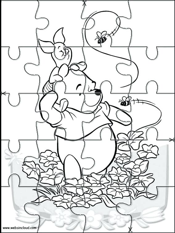 568x758 Winnie The Pooh Halloween Coloring Pages Printable Printable