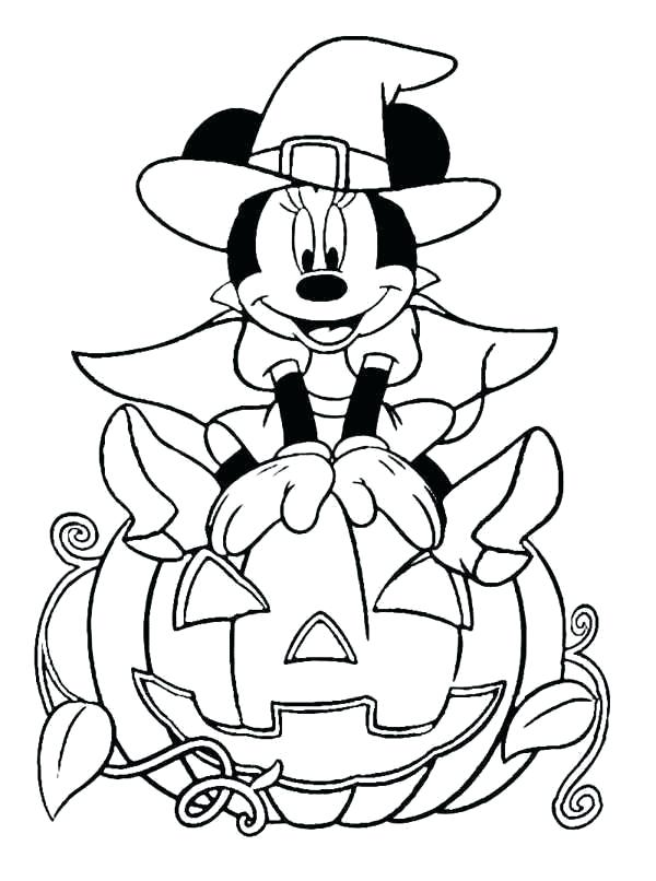 600x806 Scary Halloween Printable Coloring Pages Scary Printable Coloring