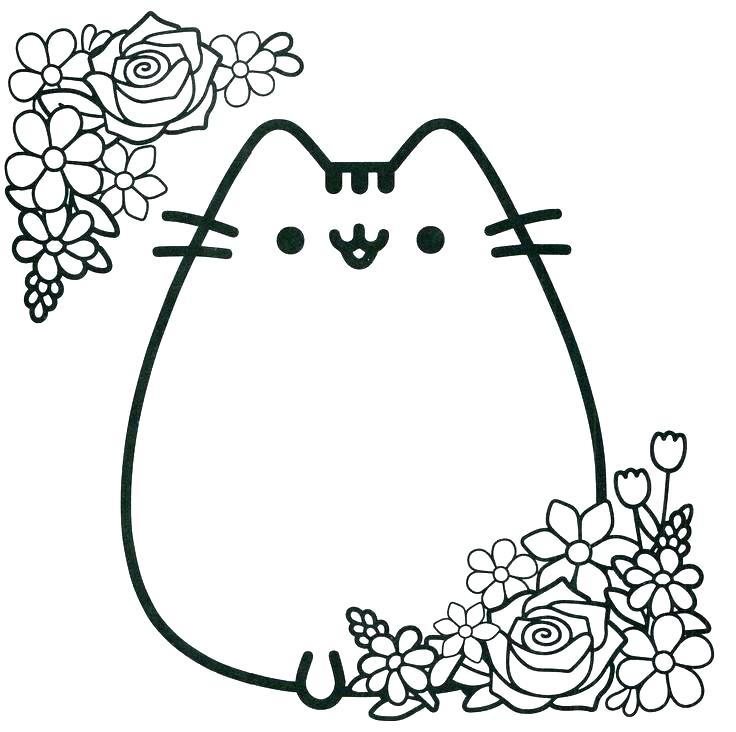 736x732 Halloween Cats Coloring Pages Cats Coloring Pages Cat Coloring