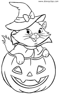 236x378 Halloween Coloring Pages Of Black Cats
