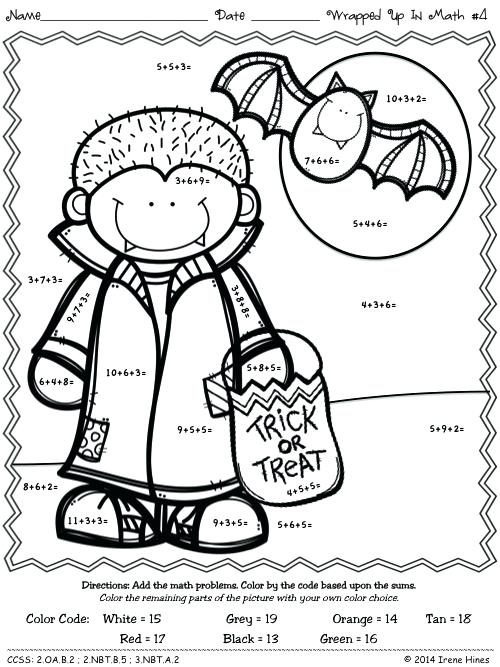 500x667 Halloween Pictures To Color As Well As Sponge Bob Coloring Pages