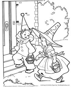 236x288 Thanksgiving Coloring Pages