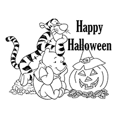 Halloween Pumpkin Coloring Pages at GetDrawings.com | Free ...