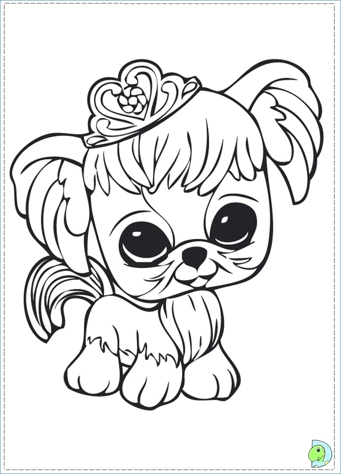 691x960 Halloween Coloring Pages With Dogs