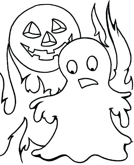 444x544 Halloween Safety Coloring Pages Safety Coloring Pages Coloring