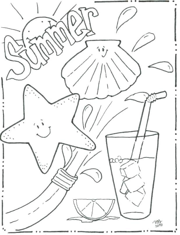 618x808 Halloween Safety Coloring Pages