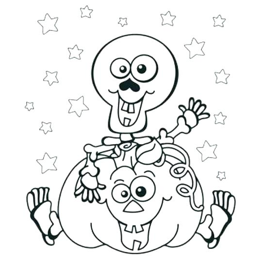 540x540 Halloween Themed Coloring Pages Coloring Page Halloween Themed