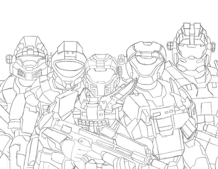 900x697 Halo Coloring Pages Halo Coloring Page Halo Coloring Pages Halo