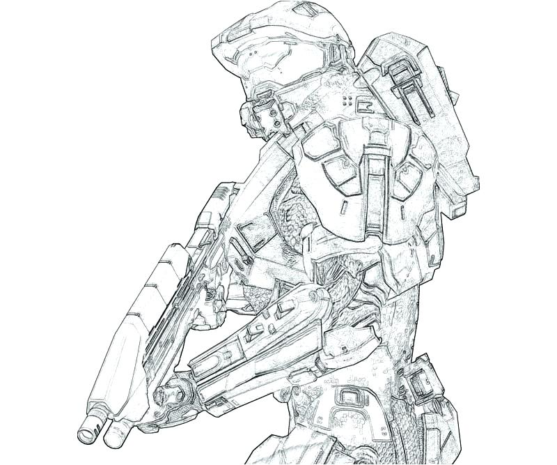 800x667 Halo Pictures To Color