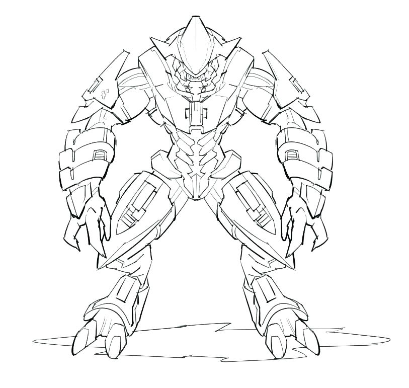 813x771 Spartan Coloring Pages Halo Reach Spartan Coloring Pages Halo