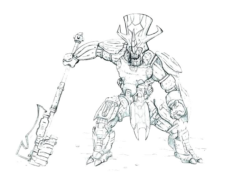 736x569 Halo Coloring Pages