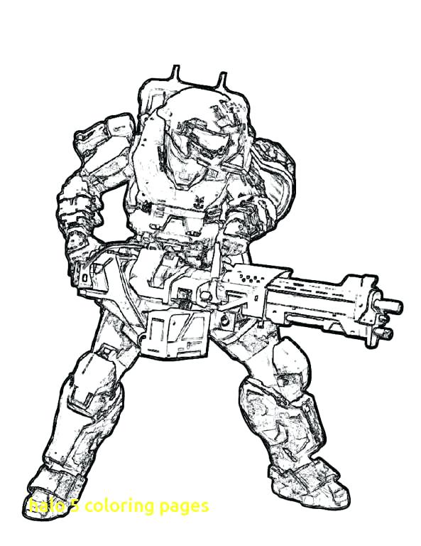 593x768 Halo Coloring Pages Halo Coloring Pages With Halo Halo Halo