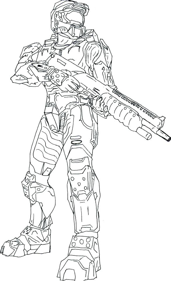 586x960 Halo Coloring Pages Related Post Halo Guardians Coloring Pages