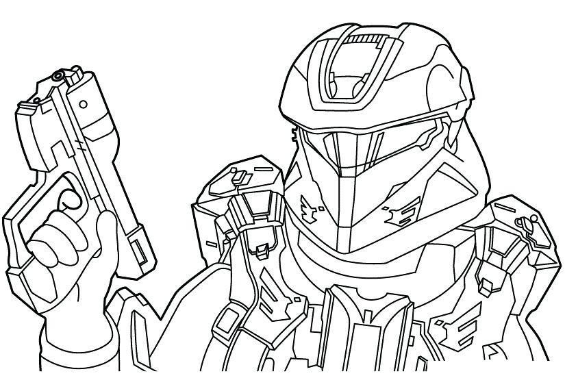 825x552 Halo Coloring Pages Wagashiya
