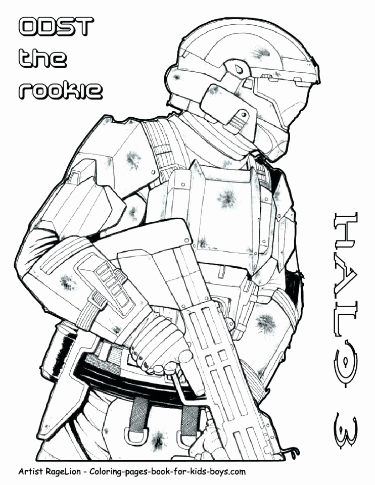 742x960 Free Printable Halo Coloring Pages Photos Halo Coloring Pages