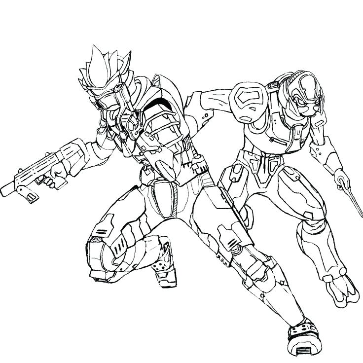 736x736 Halo Coloring Page Halo Coloring Pages Free Only Coloring Pages