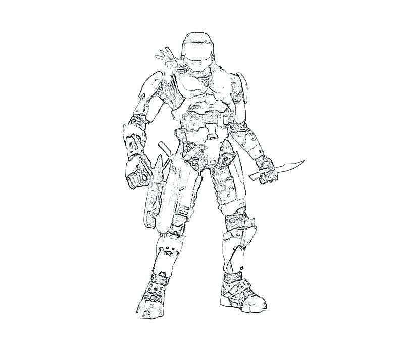 800x667 Halo Coloring Pages Free Printable Halo Coloring Pages For Kids