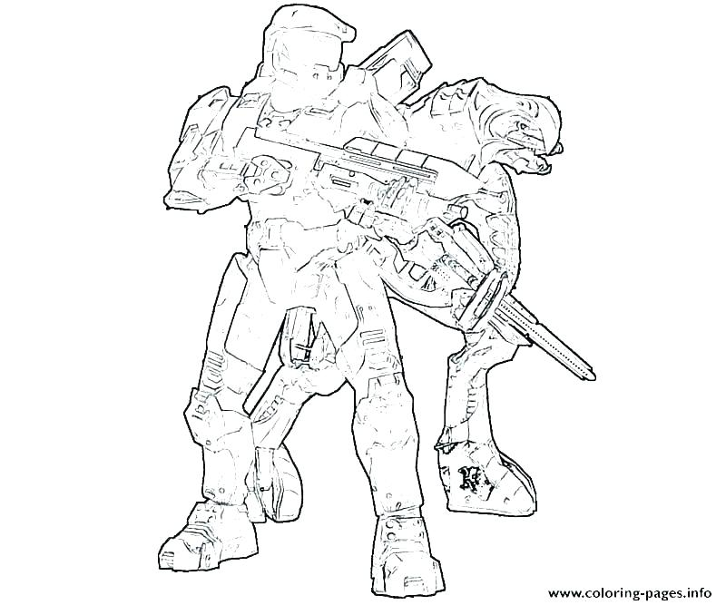 800x667 Halo Coloring Page Halo Reach Coloring Pages Halo Coloring Book